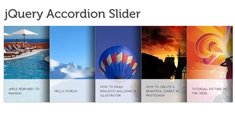 wordpress themes free no slider the best 20 amazing and fully functional jquery slider plugins