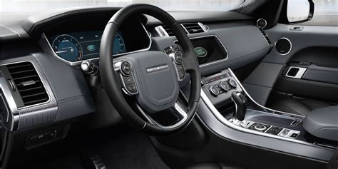 land rover inside 2016 2016 range rover sport review