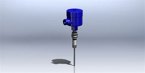 Temperature Wika wika temperature transmitter solidworks 3d cad model grabcad