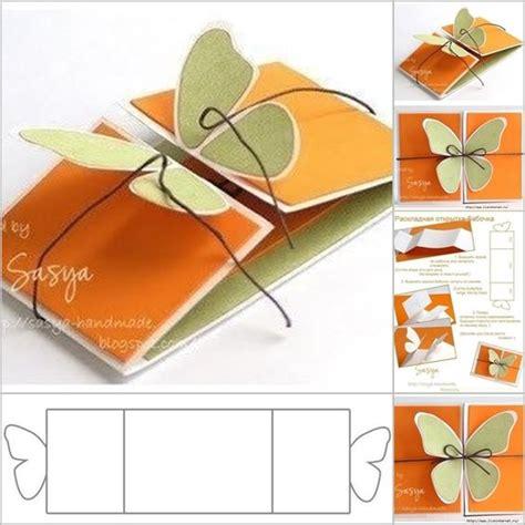 Step By Step Handmade Cards - how to make handmade birthday cards step by step