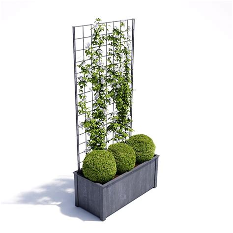 Metal Garden Planters Troughs by 48 Best Images About Square Metal Planters Troughs On