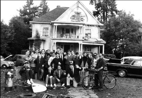 animal house 1978 filming locations onset