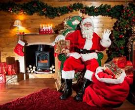 santa s grottos in birmingham where to find father