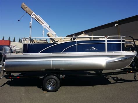 mastercraft boat builder bennington 18sfx pontoon boats new in discovery bay ca
