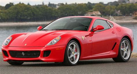 Black Interior Paint nicholas cage s manual ferrari 599 gtb is up for sale