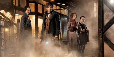 fantastic beasts and where fantastic beasts j k rowling reveals series spans 19 years