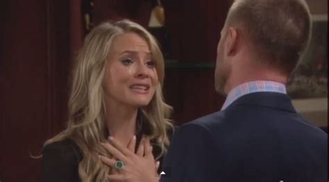 the bold and the beautiful bb spoilers caroline and the bold and the beautiful spoilers caroline begs rick