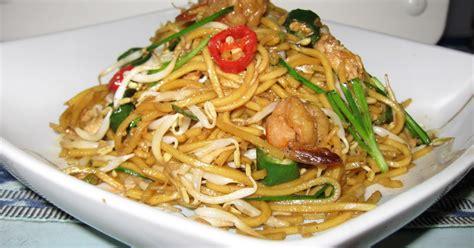 Tusukan Daging Hongkong aroma from alley kitchen resep mie goreng hongkong