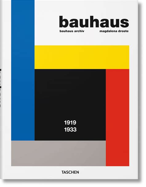 libro bauhaus world of art bauhaus taschen books