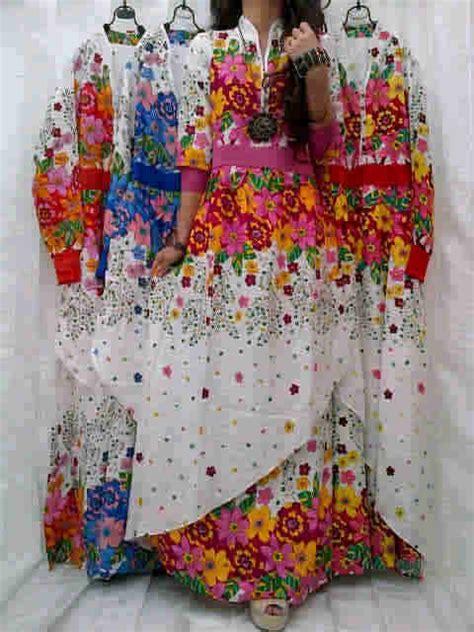 Batik Bhan Katun moezana pusat busana muslimah gamis dress dan