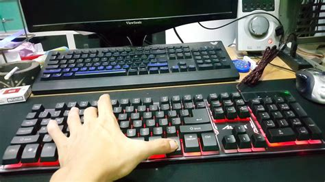 Keyboard Gaming Deluxe keyboard gaming audi vx 80 audi vx 80 rgb audio sensor