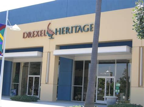 drexel heritage home furnishings closed furniture stores 81 technology dr irvine ca
