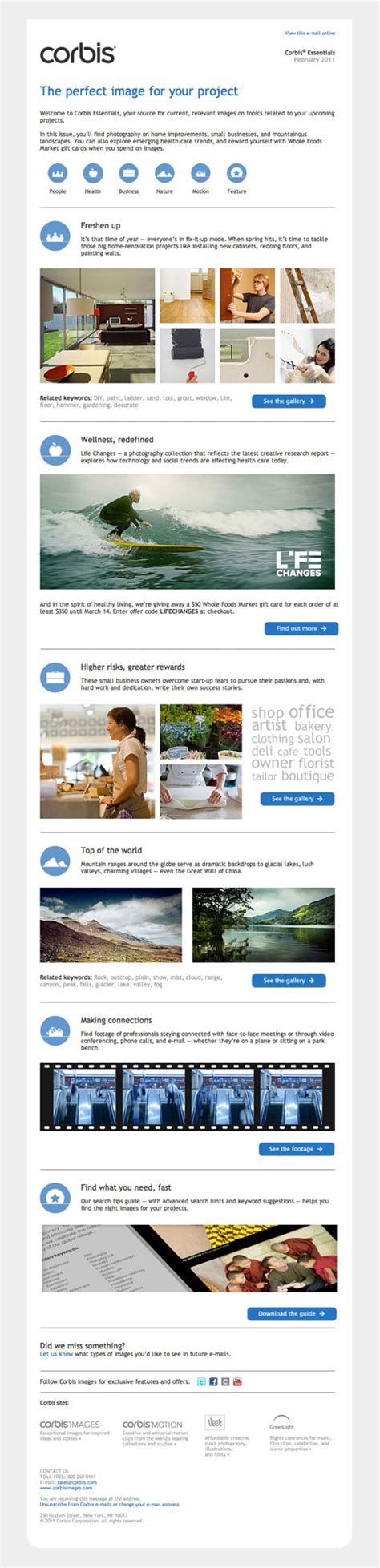 design inspiration email creating html emails how to and design inspiration