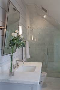 Small Attic Bathroom Ideas by Guest Bathroom For The Home