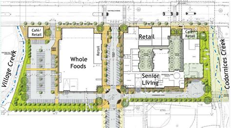 whole foods floor plan officials push uc berkeley mixed use project forward