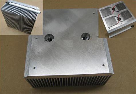 Thermoelectric Heat Sink Tecteg Power Generator