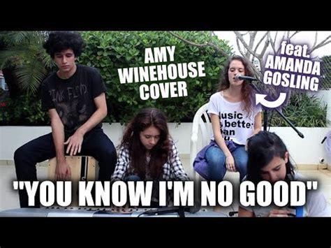 winehouse you i m no you i m no winehouse cover ft amanda