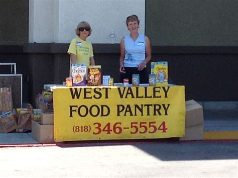 West Valley Food Pantry by San Fernando Valley Community Help Us Feed The Hungry