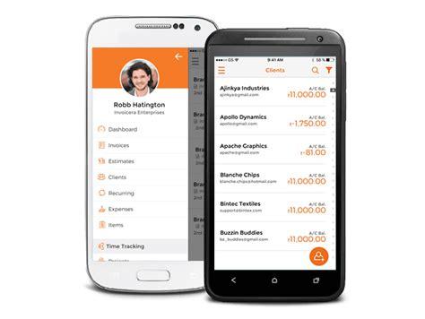 mobile invoicing mobile invoice app