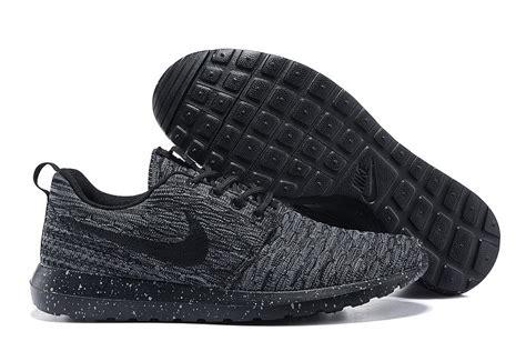 Nike Flyknite Running Black White uitverkoop nike roshe run schoenen sale kopen nederland