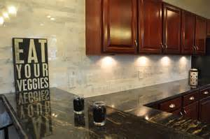 good Kitchen Countertops Decorating Ideas #2: eclectic-kitchen.jpg