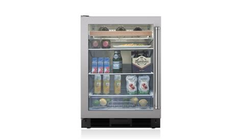 undercounter beverage center stainless door uc bgs modlarcom