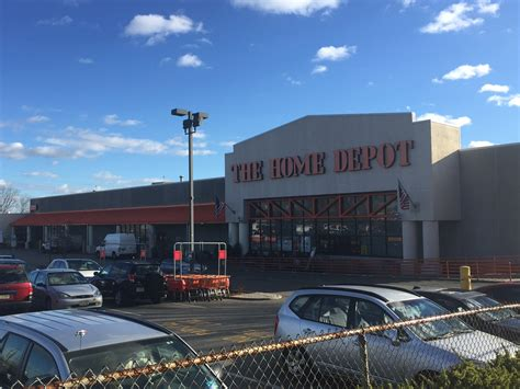 the home depot clifton nj company information