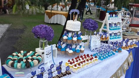 Sweet Cornerdessert Table 21 rumbutter sweet corner dessert table wedding of