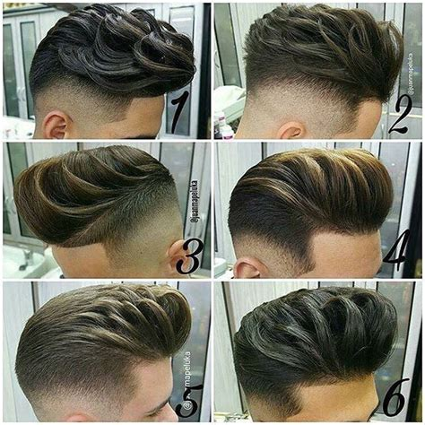 352 best master cuts images on barbers hair
