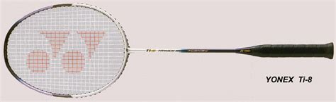 Raket Yonex Titanium Pro 601