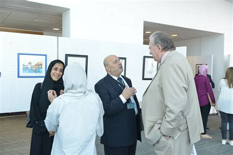 Mba In Kuwait Part Time by Gust Launches 1st Kuwait Modern Literature Conference Gust
