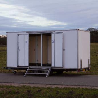 mobiele badkamer huren limburg smulders verhuur toiletwagen huren vip toiletwagen