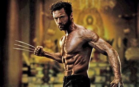 Hugh Jackman Wolverine Body | hugh jackman s workout strong lean powerful