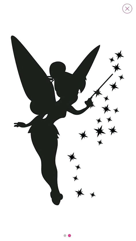 Peter Pan Silhouette Template Pan Silhouette Template