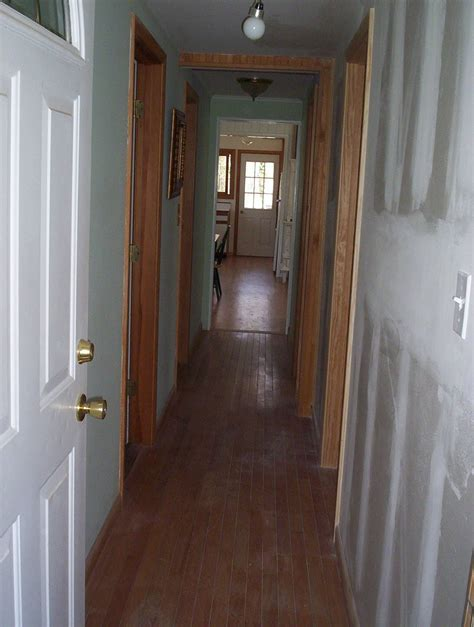renov8or cottage hallway paint color blue