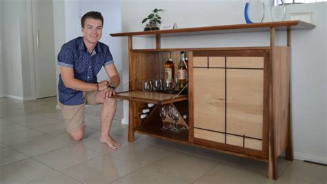 japanese inspired hsc woodwork project selected
