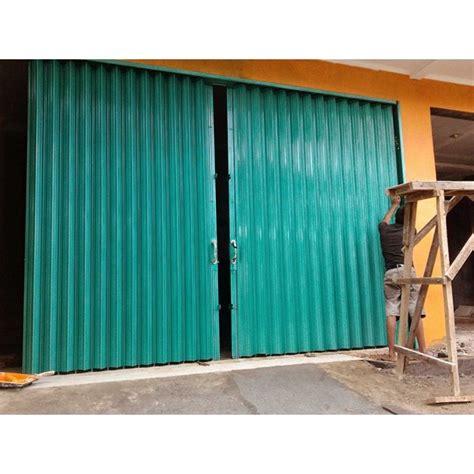 Jual Kolam Terpal Tegal jual service pintu gerbang besi rolling door folding