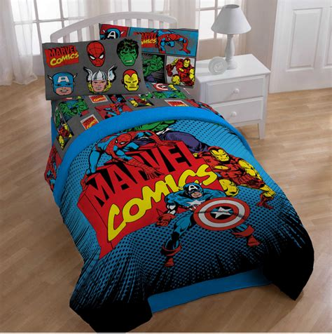 superhero comforter twin 23 ideas for making the ultimate superhero bedroom
