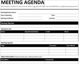 one on one staff meeting agenda template 15 best meeting agenda templates for word