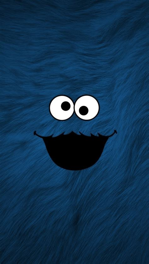 Wallpaper For Iphone Cookie Monster | cookie monster iphone 5 wallpaper 640x1136