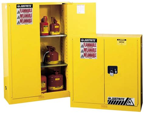 the only safety cabinet with perks