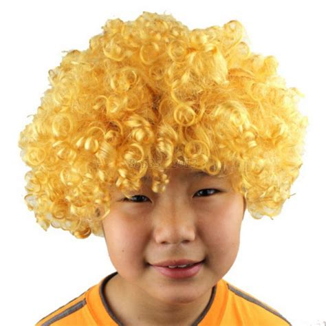 halloween curly hairstyles halloween afro clown curly circus hair xmas fancy dress