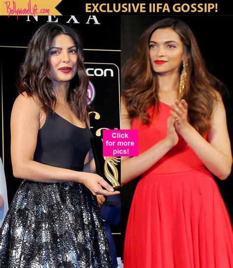 priyanka chopra and deepika chopra deepika padukone and priyanka chopra are not friends