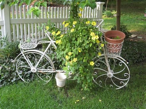 Garden Bicycle Planter by Garden Landscapeadvisor