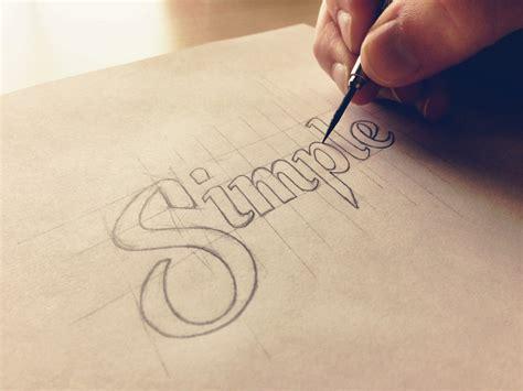 simple sketch  sean mccabe dribbble
