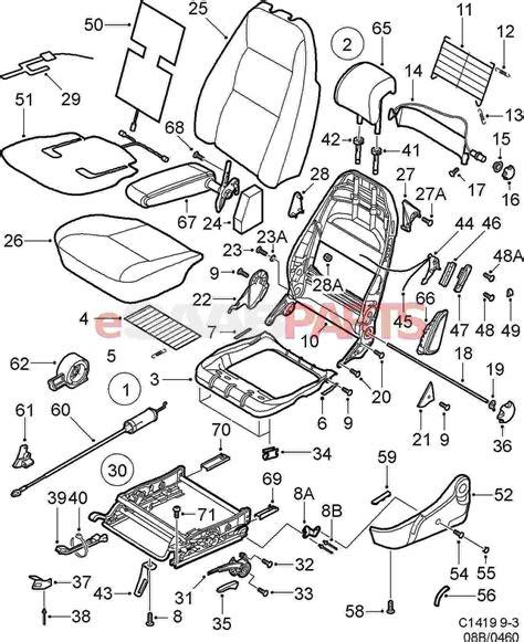 saab 93 parts diagram saab 9 3 parts diagram interior html imageresizertool