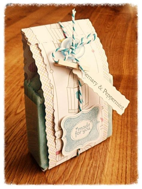 Handmade Packaging Ideas - 17 best images about soap packaging on soaps