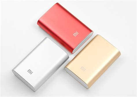xiaomi introduces new 10000mah compact power bank