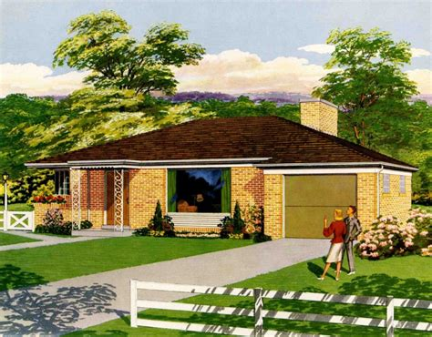 1950s home designs house design
