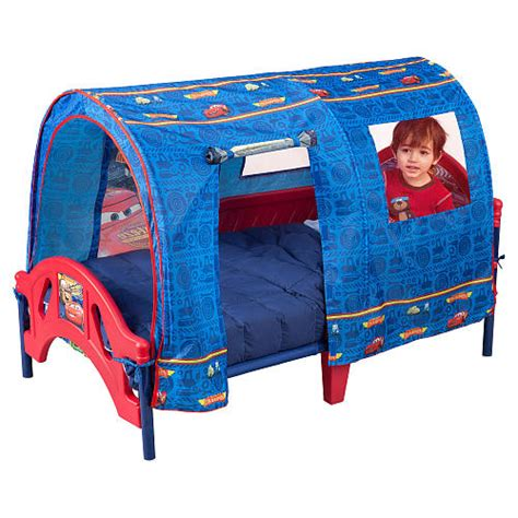 Toddler Bed Best Age Disney Pixar S Cars The Toddler Bed Tent Toysrus